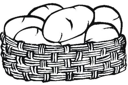 一筐马铃薯