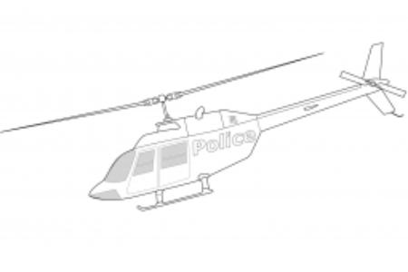 警用直升机