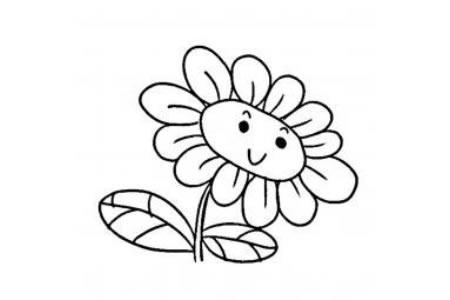 调皮的向日葵