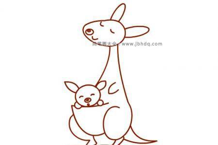 母亲节素材 动物妈妈们