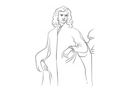 艾萨克·牛顿爵士