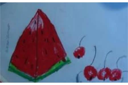 西瓜与樱桃