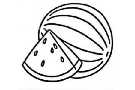 甜甜的西瓜