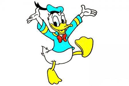 童年回忆唐老鸭