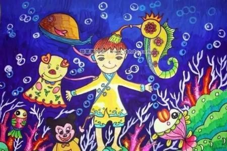 奇妙的海底世界 海底之旅