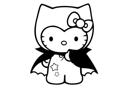 蝙蝠侠kitty猫