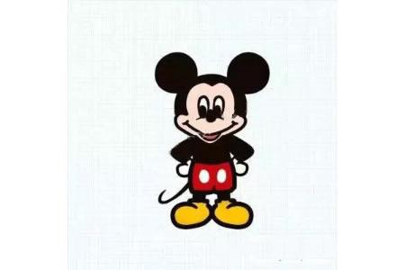 画动漫人物:米老鼠