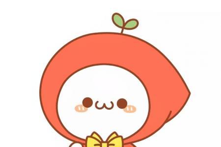 可爱的小红帽卡通图片