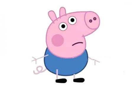 小猪佩奇弟弟乔治