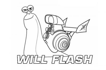 极速蜗牛中的鞭索「Whiplash」