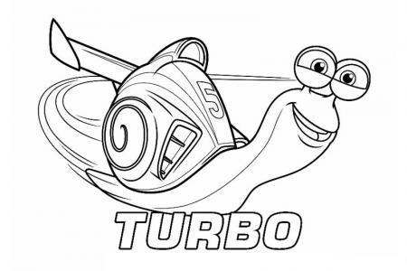 极速蜗牛中的特博「Turbo」