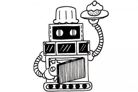 家庭管家机器人