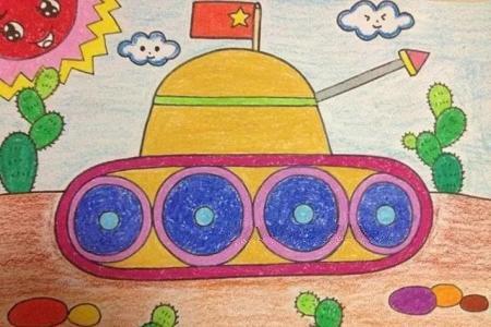 国庆节坦克