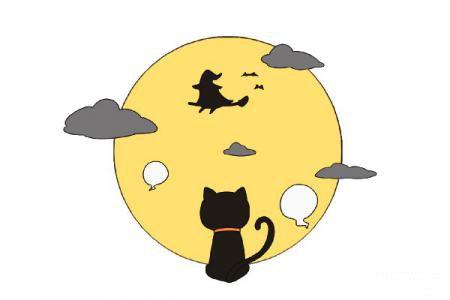 女巫和小猫