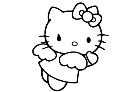 天使kitty猫