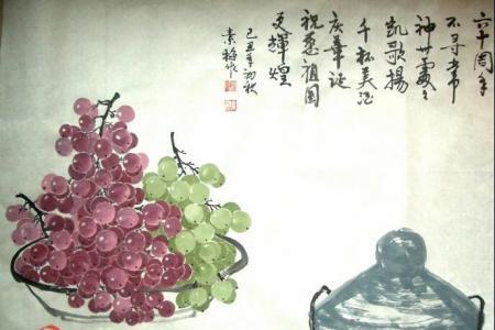 关于重阳节的儿童画-重阳节的佳作