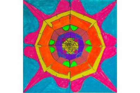万花筒的世界国外绘画作品集在线看