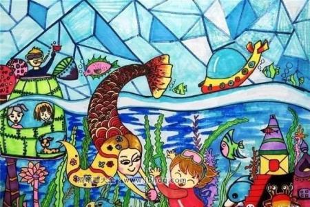 奇妙的海底世界 海底世界