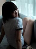 诱人小萝莉可爱学生装图片