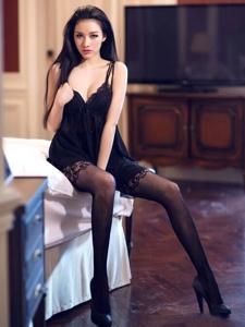 气质女神情趣丝袜美腿私房诱惑