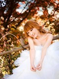 艺术照·个人婚纱写真集之陈枷朵美女
