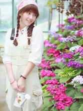 花房里清新小美人园丁
