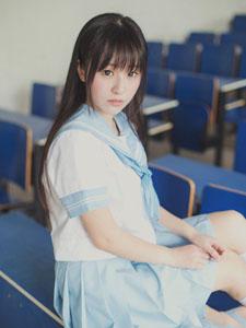 清纯十九岁少女高清校园写真