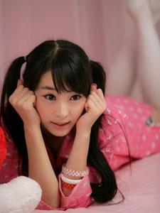 韩系清纯可爱小美女