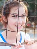 校园青春女孩甜美迷人图片