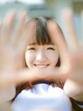 超级清纯可爱女生的青春纪念画册
