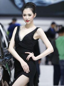 2014北京车展高清风华绝代的模特组图第1季