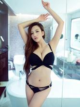 2014性感豪乳女神王明明