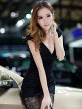 2013上海车展车模姚媛