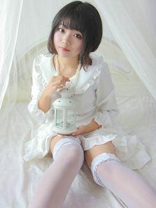 萌萌的少女丝袜写真