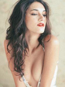 歐美氣質美女私房迷情誘惑