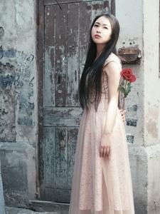纯美花季少女的落寞年光