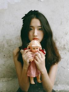 娃娃少女暗黑写真