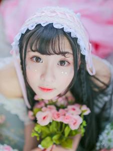 公主范女神私房梦幻写真清纯可爱