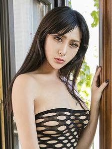 性感美女孟狐狸撩人心扉火辣写真