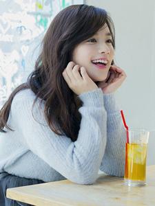 日本美女演员笕美和子秋冬写真