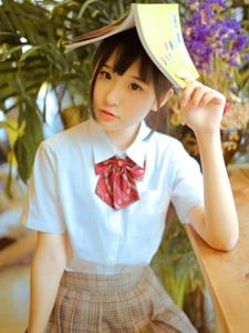 纯真学生妹清纯可爱甜美小巧