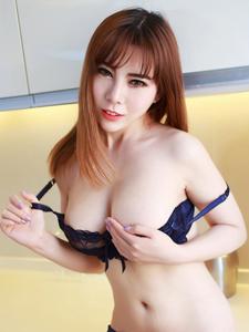 巨乳內衣模特沐子熙V高清無水印圖片