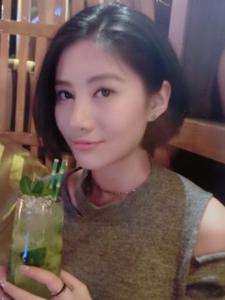 吴优清雅魅力心动女人