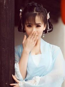 清纯靓丽古装美女让你感受别样的魅力