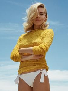 西耶娜·米勒沙灘性感女郎極致誘惑