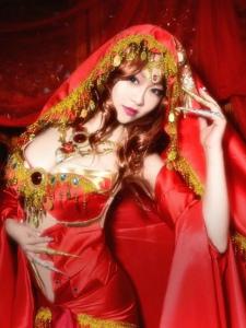 剑侠情缘网络版叁古风巨乳美女红衣教圣女探雪