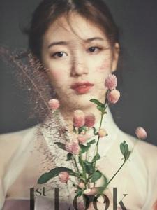 裴秀智杂志《1stLook》韩服画报拍摄大片