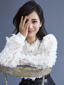 杨紫最新时尚质感写真造型百变