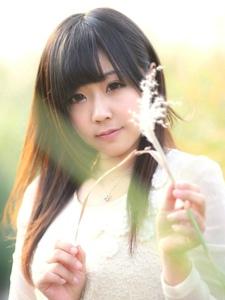 小清新美少女Archer户外阳光可爱写真治愈人心