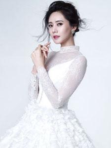 美女演员秋瓷炫最新清爽大片写真